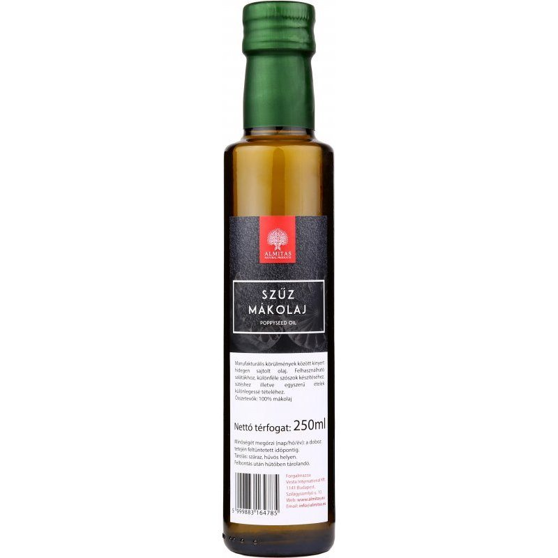 Almitas Mákolaj - 250ml