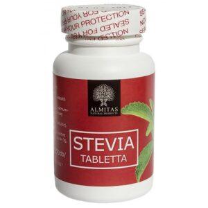 Almitas stevia édesítő tabletta - 1000db