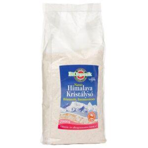 Biorganik Natúr Himalaya só rózsaszín finom - 2000g