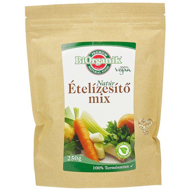 Biorganik Natúr sómentes ételízesítő mix - 250g