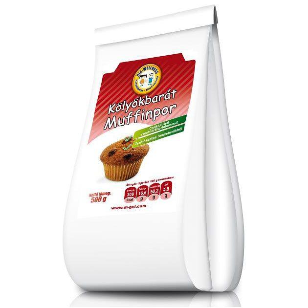 Dia-wellness kölyökbarát muffinpor - 500g