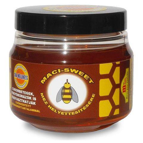 Dia-wellness maci sweet méz helyettesítésére - 300g
