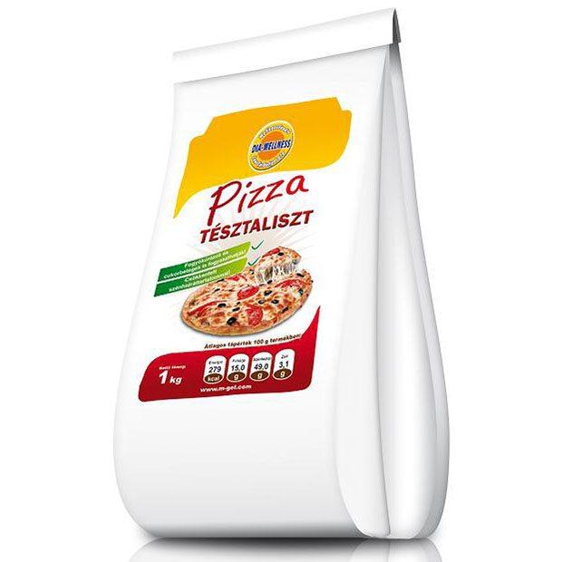 Dia-wellness pizza tésztaliszt - 1000g