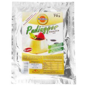Dia-wellness vaníliás hideg puding - 70g