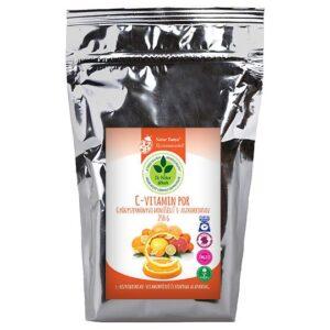 Dr. Natur étkek C-vitamin por, gyógyszerkönyvi minőségű L-aszkorbinsav - 250g