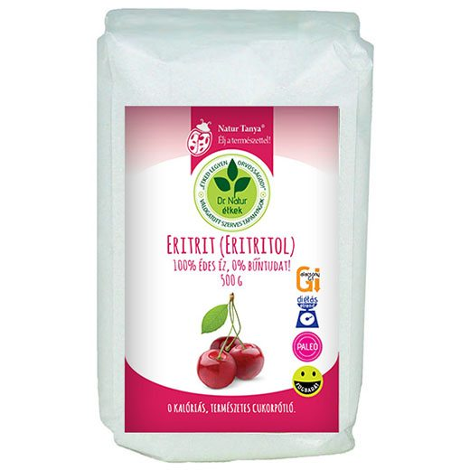 Dr. Natur étkek Eritrit (Eritritol) - 500g
