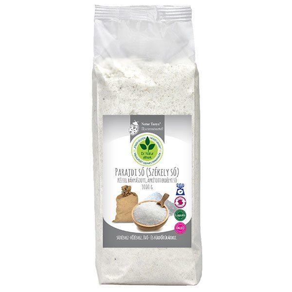 Dr. Natur étkek Parajdi só (Székely só) - 1000g