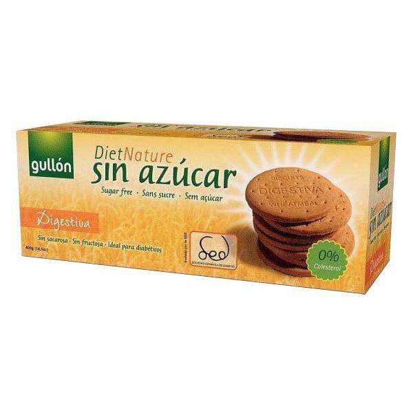 Gullón diabetikus Digestiv korpás keksz - 400g