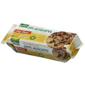 Gullón diabetikus keksz csokidarabokkal - 125g