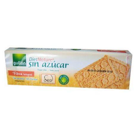 Gullón diabetikus rostdús keksz - 170g