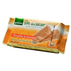 Gullón diabetikus vaníliás nápolyi - 70g