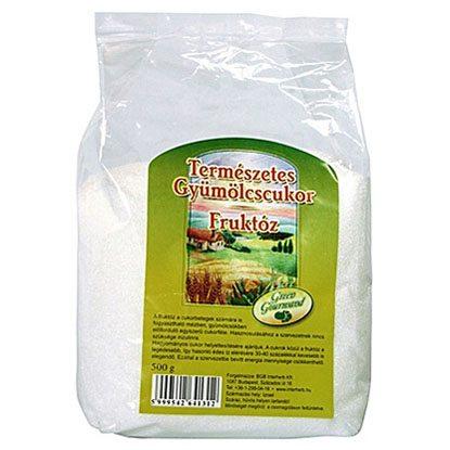 Interherb Gyümölcscukor-Fruktóz természetes - 500g