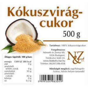 N&Z Kókuszvirágcukor - 500g