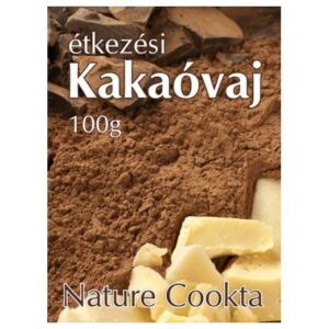Nature Cookta Kakaóvaj - 100g