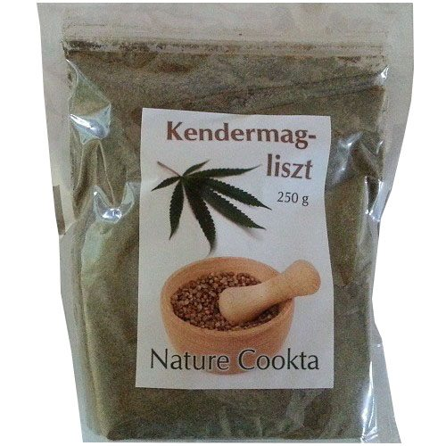 Nature Cookta Kendermagliszt - 250g