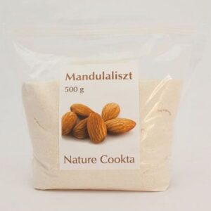 Nature Cookta Mandulaliszt - 500g