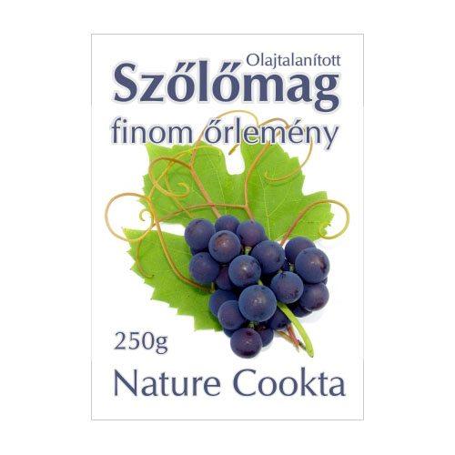 Nature Cookta Szőlőmag finomőrlemény - 250g