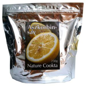 Nature Cookta aszkorbinsav - 250g