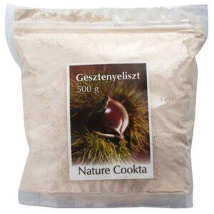 Nature Cookta gesztenyeliszt - 500g
