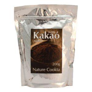 Nature Cookta holland kakaópor 10-12% kakaóvaj tartalmú - 200g