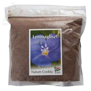 Nature Cookta lenmagliszt - 500g