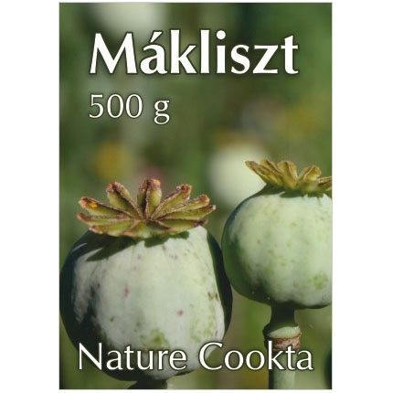 Nature Cookta mákliszt - 500g