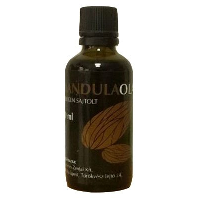 Nature Cookta mandulaolaj - 50ml