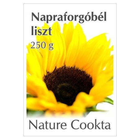 Nature Cookta napraforgóbél liszt - 250g