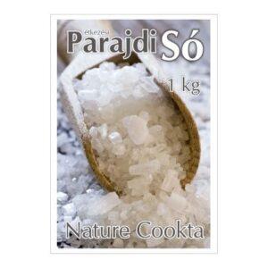 Nature Cookta parajdi étkezési só - 1000g