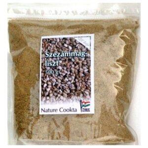 Nature Cookta szezámmagliszt - 500g