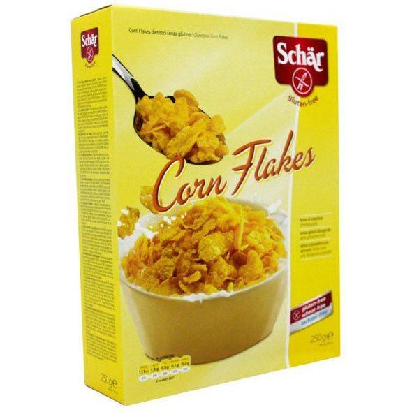 Schär gluténmentes corn flakes kukoricapehely - 250g