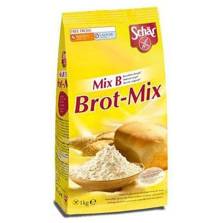 Schär gluténmentes Mix B kenyérpor - 1000g