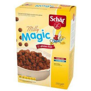 Schär gluténmentes gabonapehely kakaós - 250g