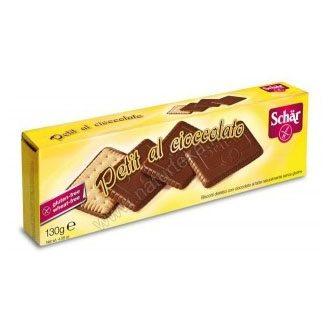 Schär gluténmentes keksz petit chocolate - 130g