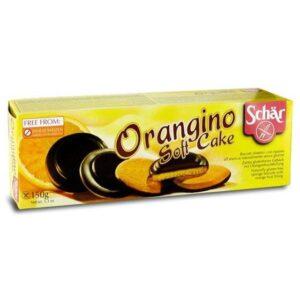 Schär gluténmentes piskótatallér narancsos - 150g