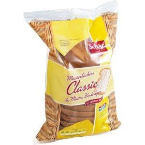 Schär gluténmentes szeletelt classic fehér kenyér - 300g