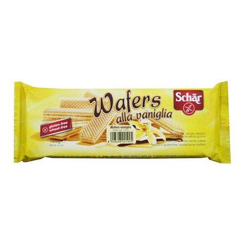 Schär gluténmentes wafer vaníliás ostya - 125g