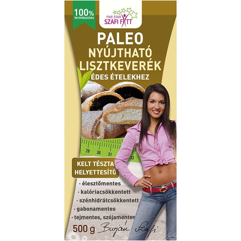 Szafi Fitt nyújtható édes lisztkeverék - 500g