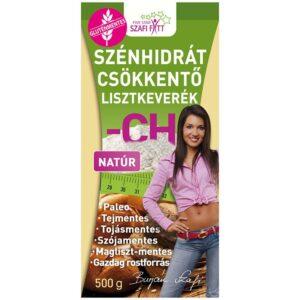 Szafi Fitt szénhidrát csökkentő lisztkeverék - 500g