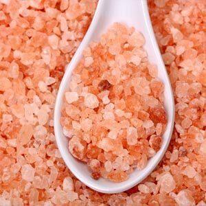 Himalaya kristálysó, tengeri só