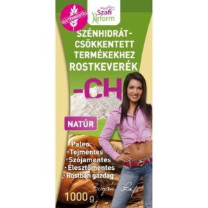 Szafi Fitt szénhidrát csökkentő rostkeverék - 500g