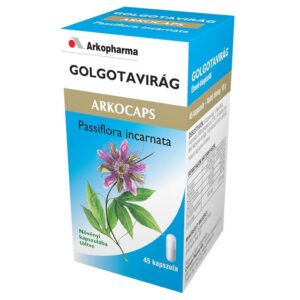 Arkocaps Golgotavirág kapszula - 45 db