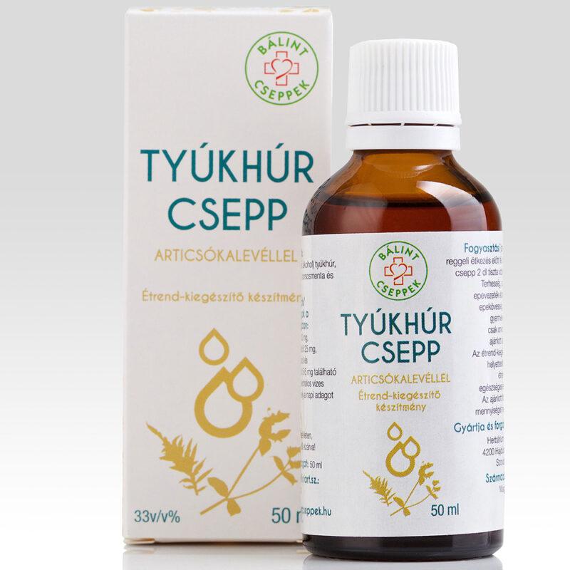 Bálint Cseppek tyúkhúr csepp - 50ml