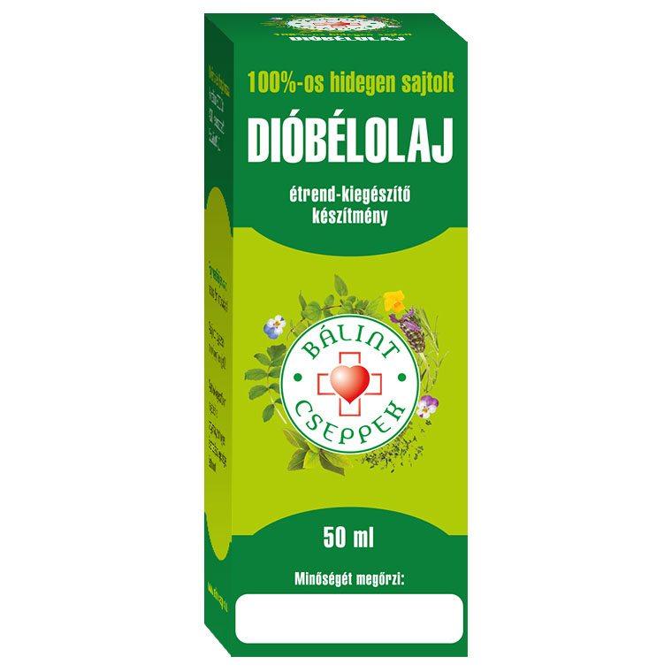 Bálint Cseppek dióbélolaj - 50ml
