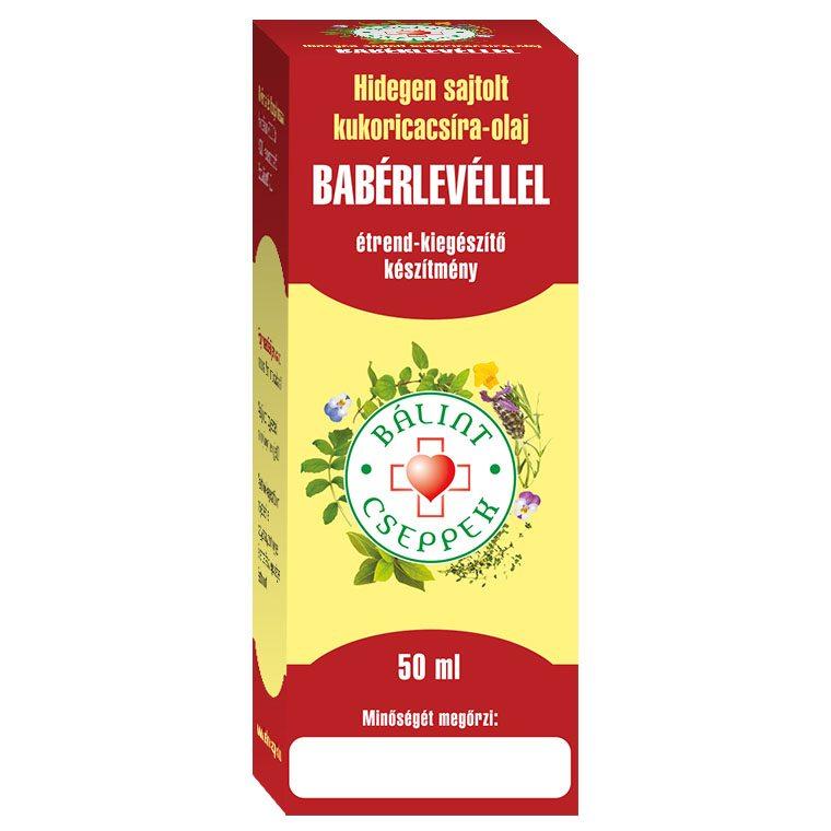 Bálint Cseppek babérlevél olajos kivonata cseppek - 50ml