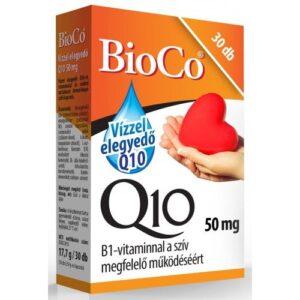 BioCo 50 mg-os Q10 kapszula - 30db