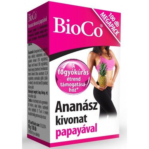 BioCo ananász papaya megapack - 100db