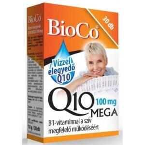 BioCo Q10 100mg Mega kapszula – 30db