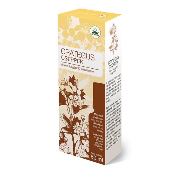 Bioextra Crategus cseppek - 50 ml