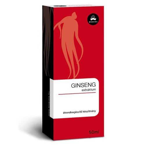 Bioextra Ginseng Extractum - 50 ml